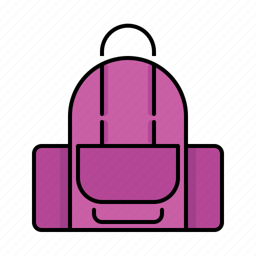 adventure, backpack, bag, camping, tourism, travel, traveller icon