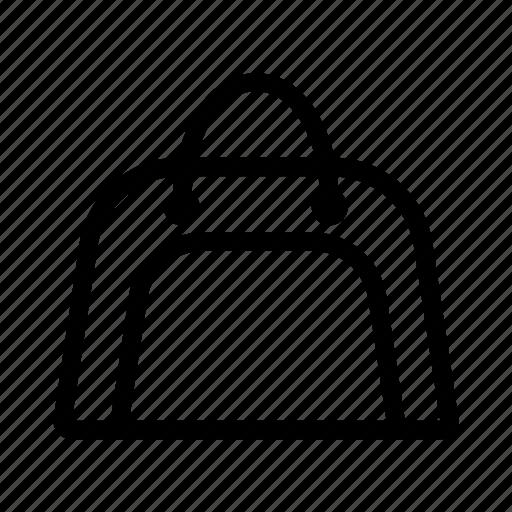 bag, baggage, luggage, luxury, purse, travel icon