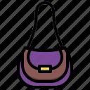 saddle, bag, wristlet, fashion, shopping, shop