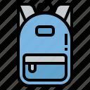 school, education, bag, backpack, fashion, accessory, clothing