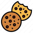 bakery, cookie, dessert, sweet icon