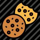 bakery, cookie, dessert, sweet