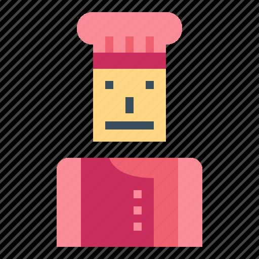 Chef, cook, job, kitchen icon - Download on Iconfinder