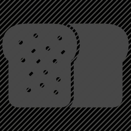 bakery, bread, food icon