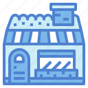 bakery, food, shop, store