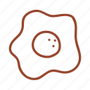 cooking, egg, food, ingredient, kitchen, york, cook