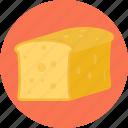 bread, bread loaf, loaf, loaf of bread