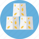 bakery, nougat, sweets icon
