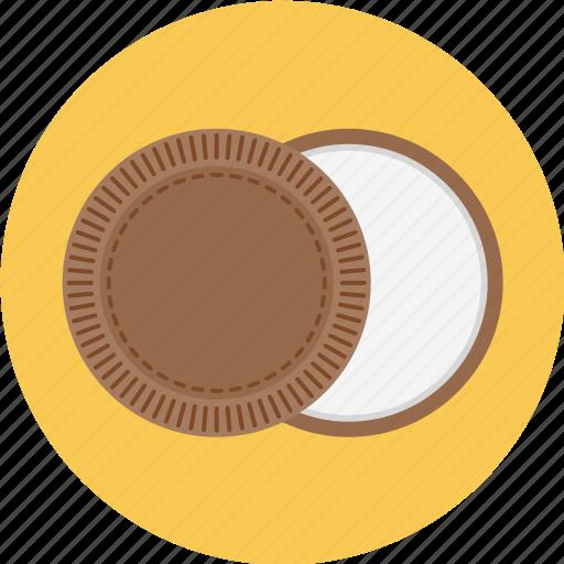 chocolate, cookie, cookies, oreo, oreo cookie, vanilla icon