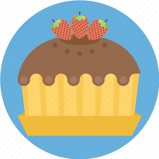 pie, strawberry, strawberry pie, strawerry cake, sweets icon