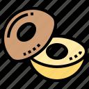 bagels, bakery, breakfast, bun, donuts