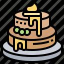 bakery, birthday, cake, confectionery, dessert