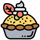 crust, fruits, pastry, pie, tarts icon