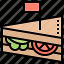bread, breakfast, healthy, sandwich, vegetable