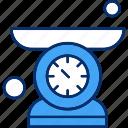 machine, weighing icon