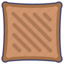 bread, breadfast, toast icon