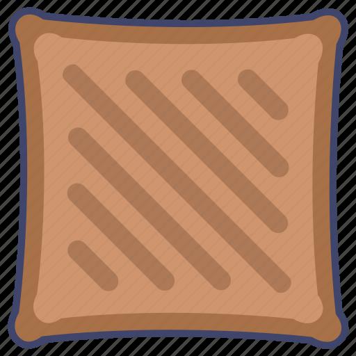 bread, breadfast, toast icon