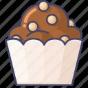 cupcake, muffin, cake