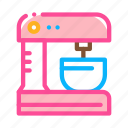 concept, cooking, electronic, equipment, kitchen, mixer, utensil