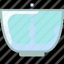 baking, cooking, dish, equipment, kitchen, water, yumminky icon