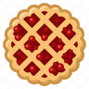 baking, cake, food, kitchen, pie, sweet, yumminky icon