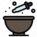 baking, colouring, cooking, dye icon