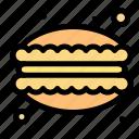 cafe, dinner, dumplings, food icon