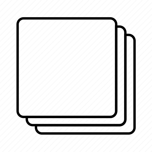 arrange, basic, layer, order, page, sheet, ui icon