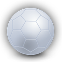 ball, football, plain, soccer icon