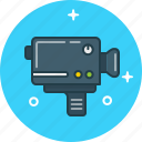 camera, movie, shoot, video icon