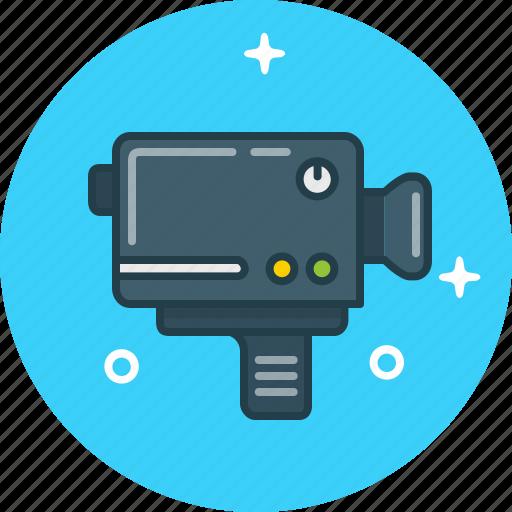 camera, movie, shoot, video icon