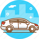 car, drive, taxi icon