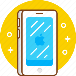 apple, device, ios, iphone, mobile, smartphone icon