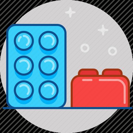 lego, puzzle icon