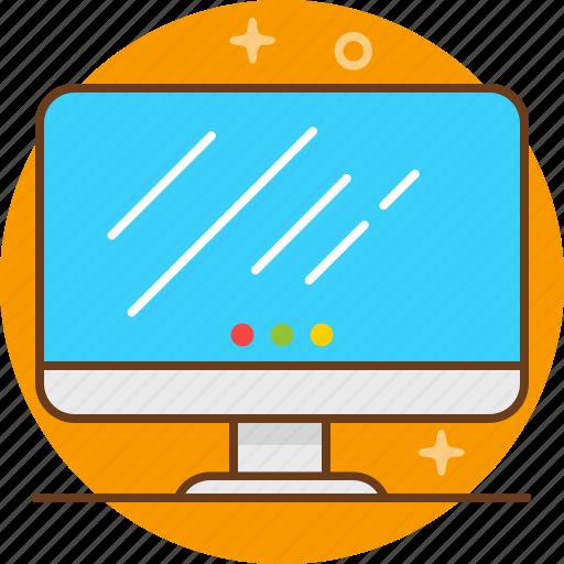 computer, desktop, imac, mac, monitor, pc icon