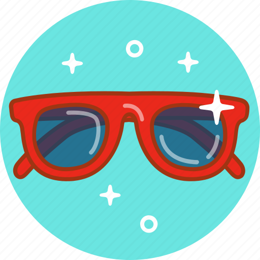 fashion, glasses, sunglasses icon
