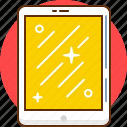device, gadget, ipad, tablet icon