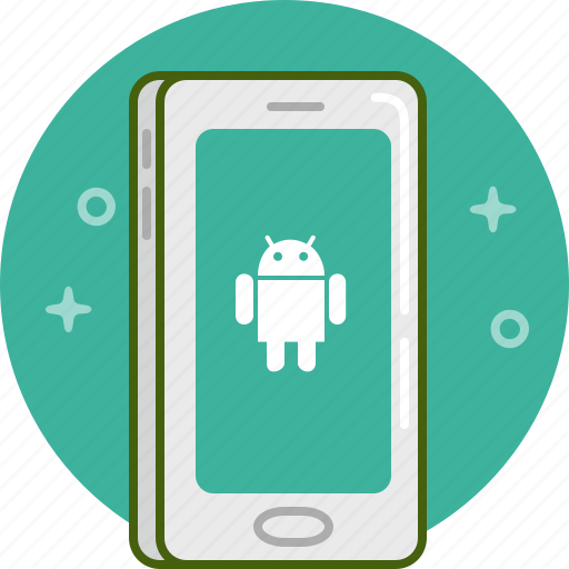 android, gadget, mobile, phone, smartphone icon