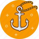 anchor, port, seo icon