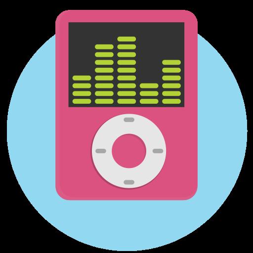 ipod, listen, mp3, music, player, sound icon