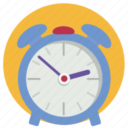alarm, bed, clock, morning, sleep, time, watch icon
