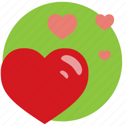heart, hearts, like, love icon
