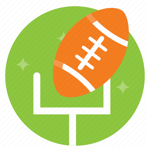 football, play, players, success, team work, touchdown icon