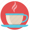 beverage, brew, coffee, cup, drink, hot drink, java icon