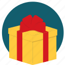bonus, gift, present, surprise icon