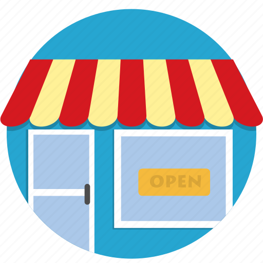 buy, open, purchase, shop, shopping, store icon