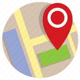 Address, google maps, location, map, maps, street icon | Icon search engine
