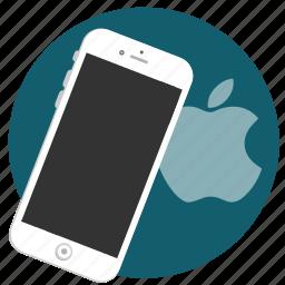 apple, call, ios, iphone, phone, smartphone icon