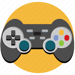 control, controller, game, joystick, play icon