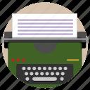 key pay, old school, type, typewriter, typing, vintage, write